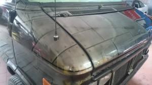 Chevy G20 Van