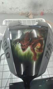 Des Teufels Tank